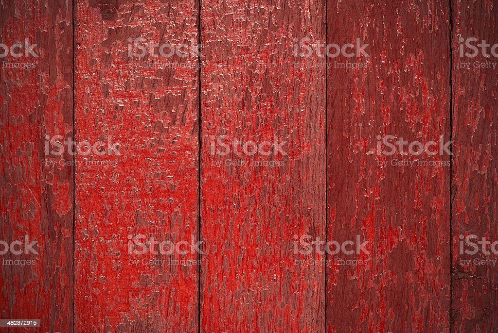 Old rojo tablas foto de stock libre de derechos
