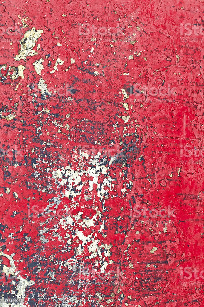old red wall surface texture background royalty-free stock photo