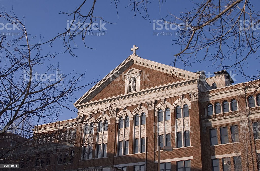 Old Religious Building stock photo