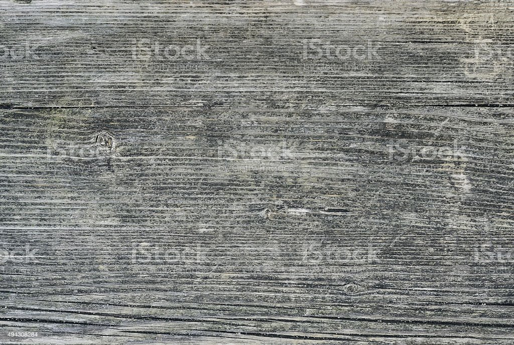 Old rustic faded wooden texture and backgound stock photo
