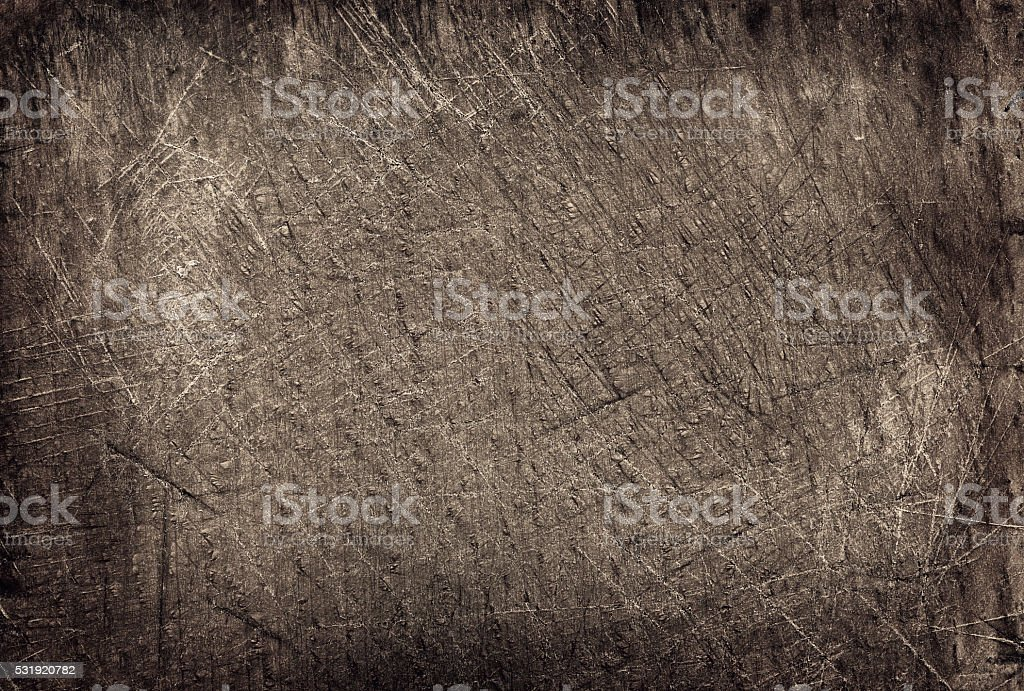 Old rustic wooden board texture stock photo