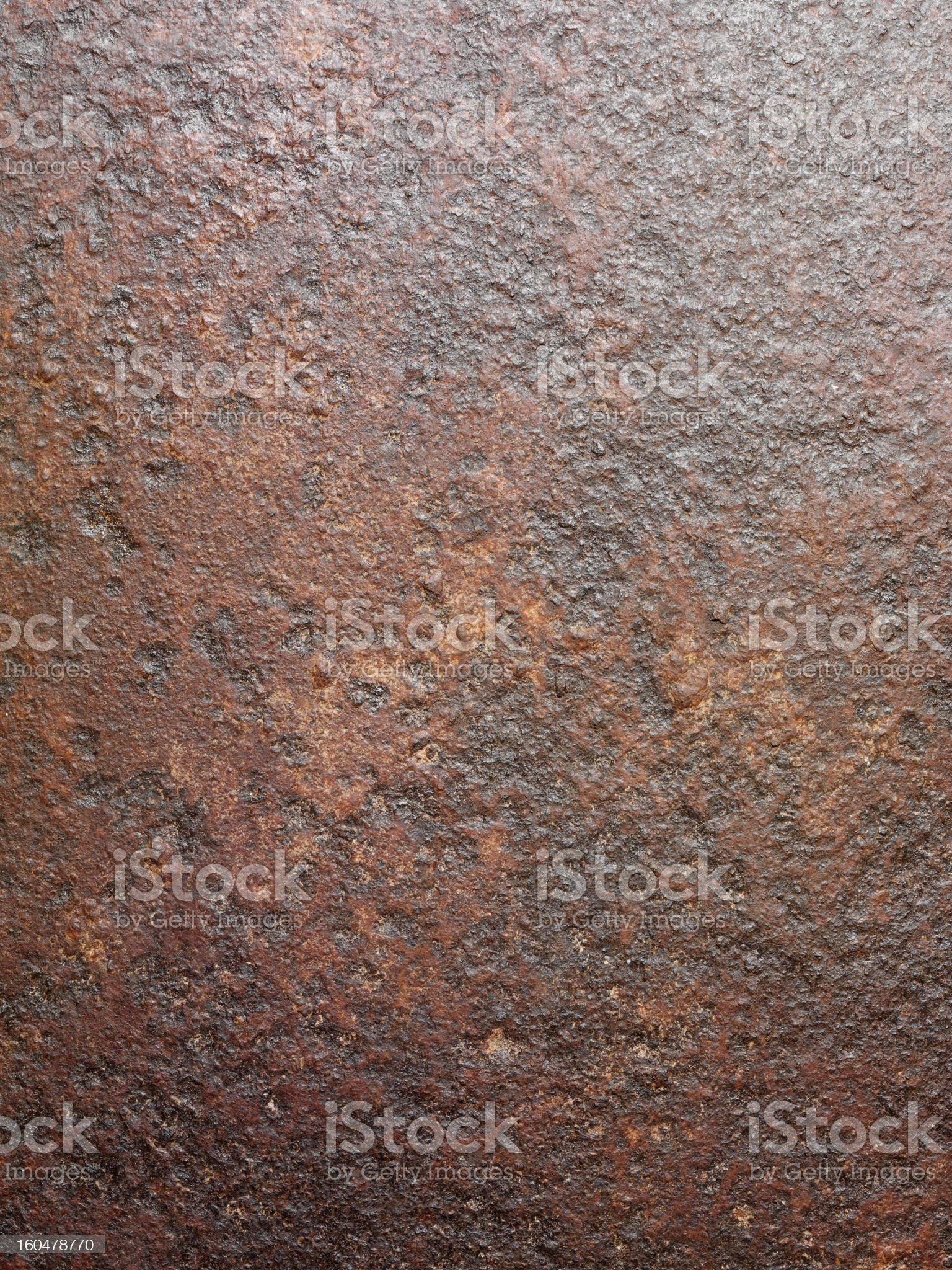 Old Rusty Iron royalty-free stock photo