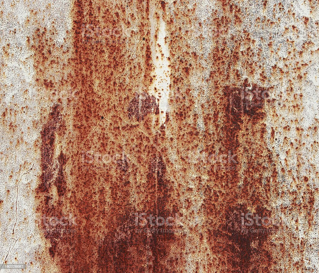 Old rusty metallic background. royalty-free stock photo