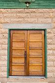Old Schoolhouse Door