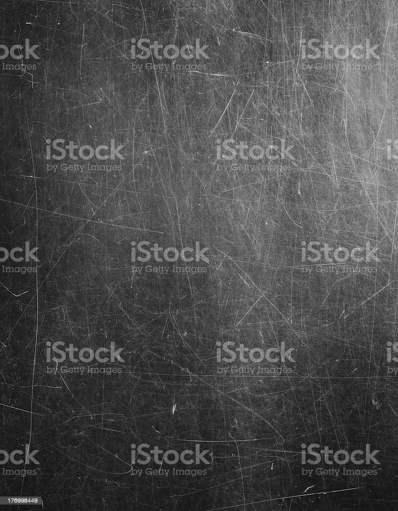 old scratched glass stock photo