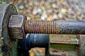 Old screw mechanism