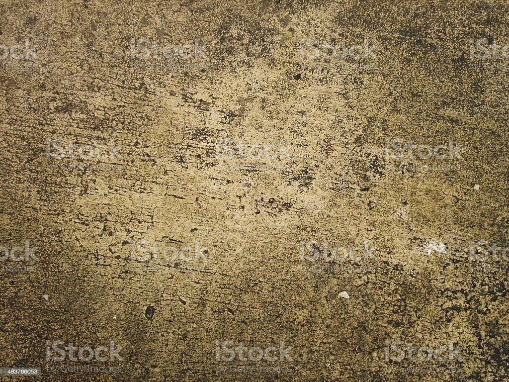 Old sepia wall. stock photo