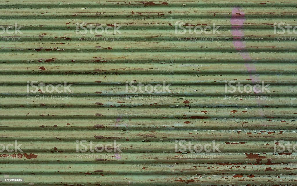 Old Shutter Texture royalty-free stock photo