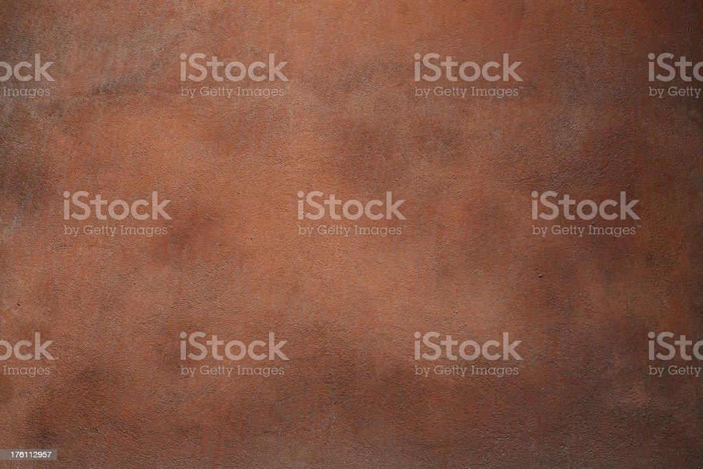 Old Siena wall royalty-free stock photo