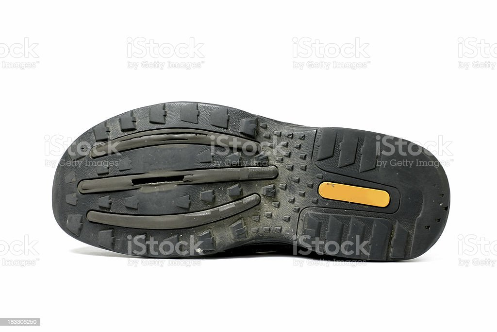 Old Sole royalty-free stock photo