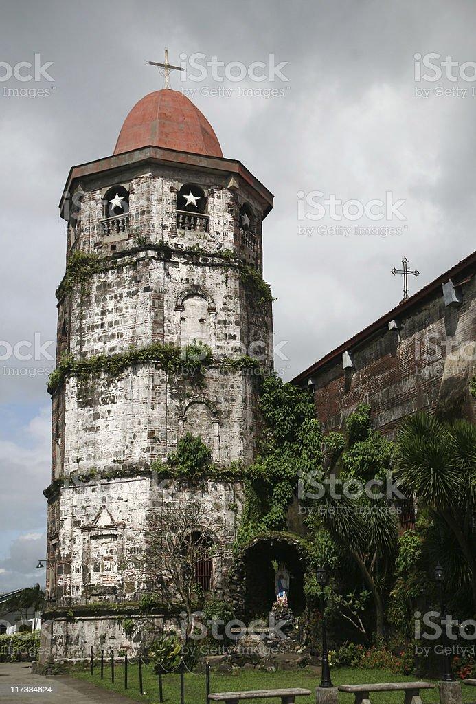 Old spanish church royalty-free stock photo