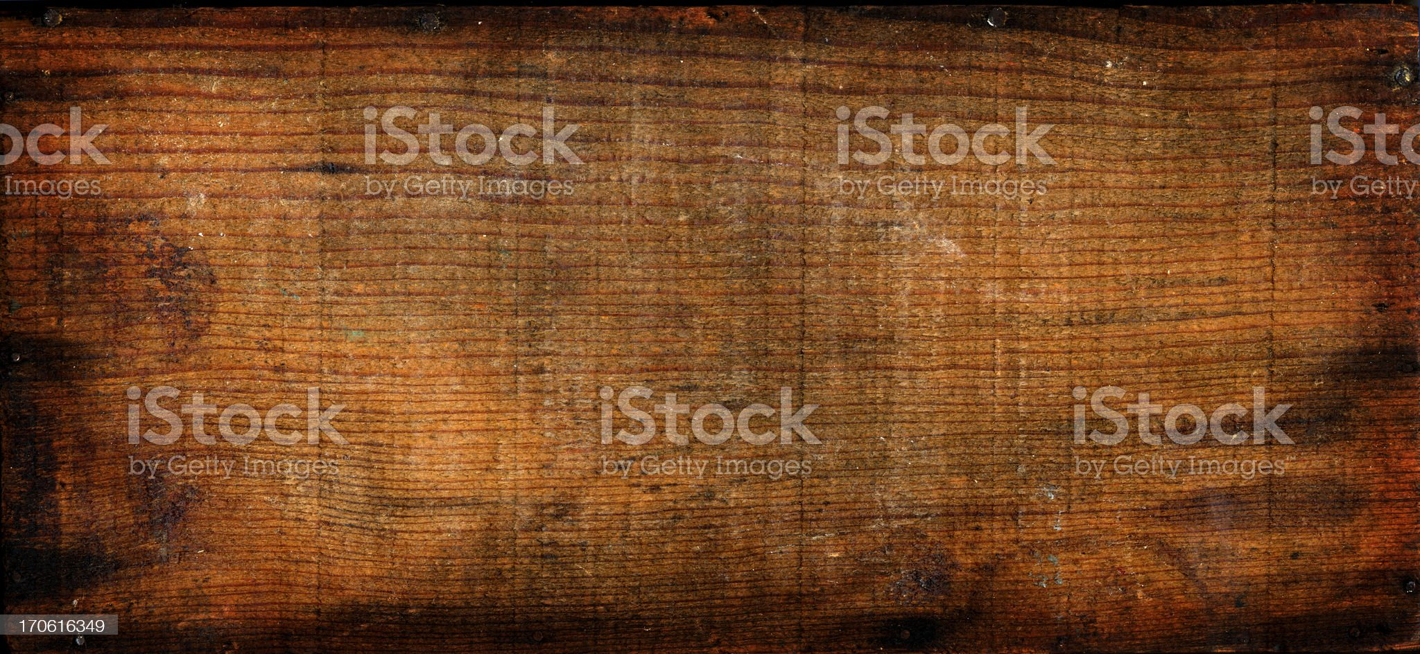 Old Stained Board royalty-free stock photo