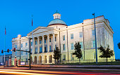 Old State Capitol In Jackson, Mississippi