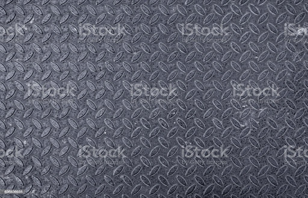 old steel diamondplate stock photo