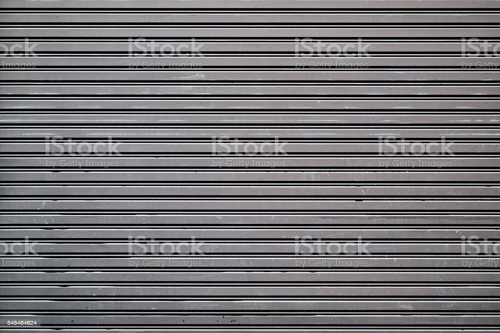 Old steel door. Steel texure. Steel pattern. Steel wall. stock photo