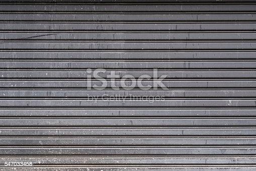Steel Garage Door Texture old steel garage door stripped texture horizontal lines stock