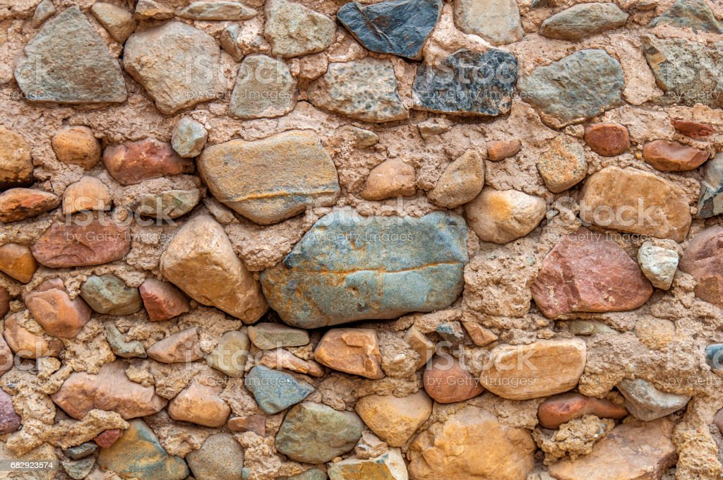 Old stone cement grunge material background texture stock photo