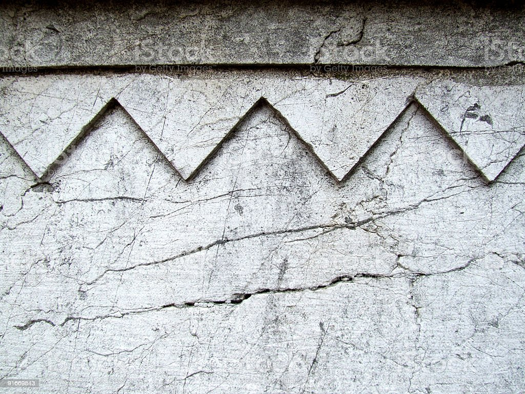 Old stone pattern texture royalty-free stock photo