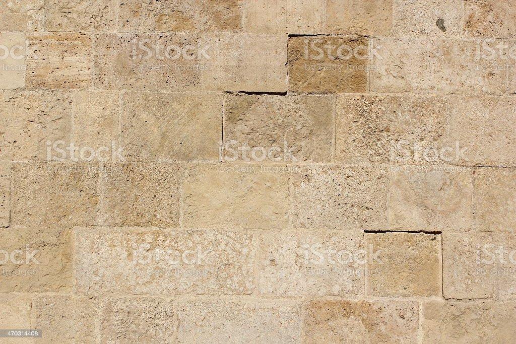 old stone tiles texture stock photo