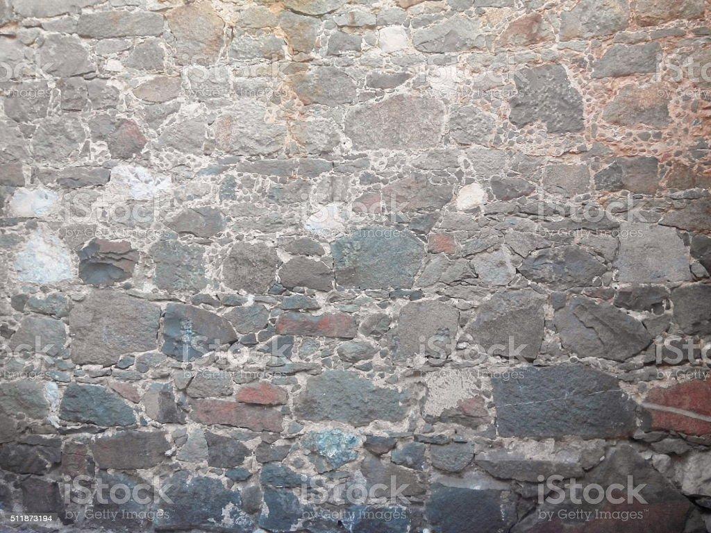 Alte stone wall Lizenzfreies stock-foto