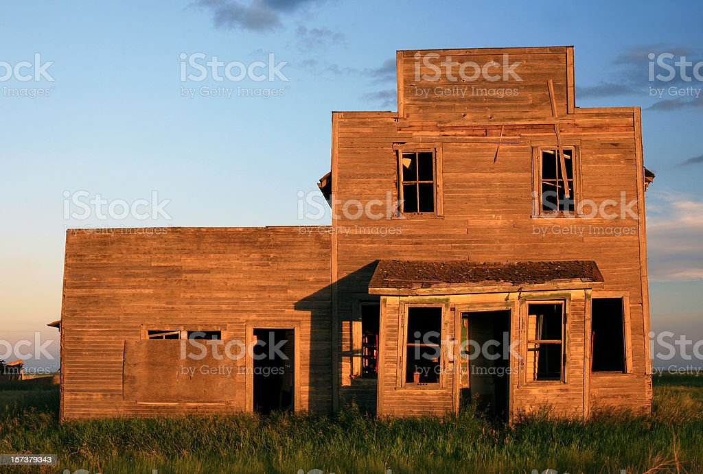 Old Store royalty-free stock photo