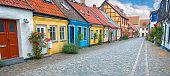 Old Swedish street