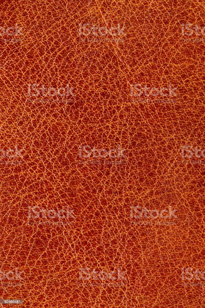 Old tattered leather. royalty-free stock photo