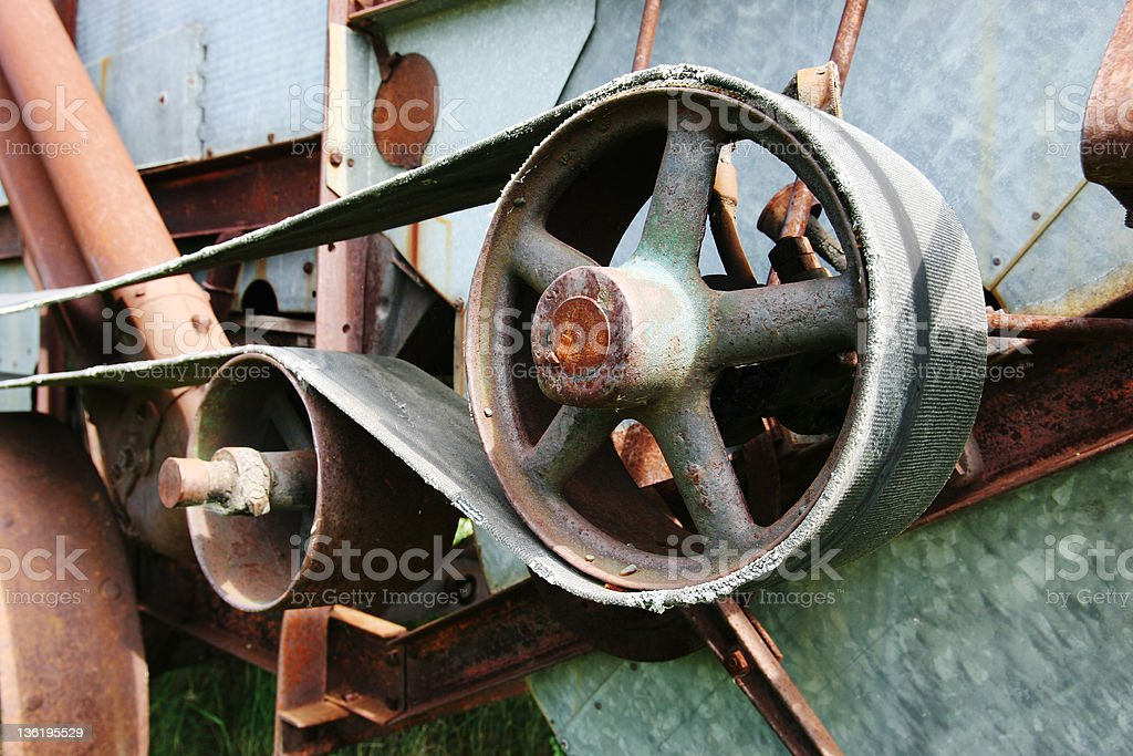 Old Technology # 2 stock photo