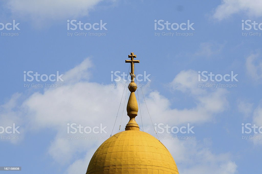 Old temple. royalty-free stock photo