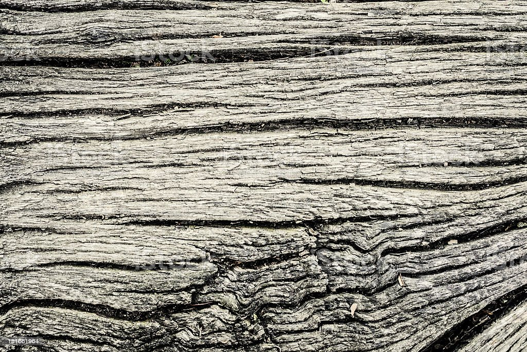 old textural background in form of wooden rough surface royalty-free stock photo