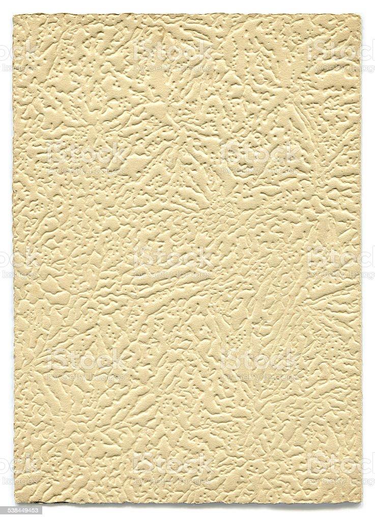 Texture di carta (incluso il clipping path) foto stock royalty-free