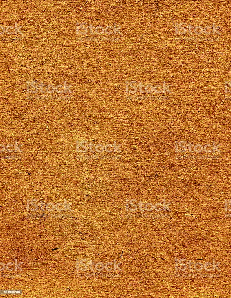 Old textured tattered papper royalty-free stock photo