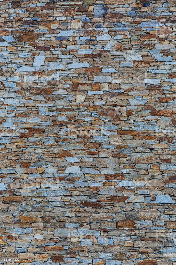 Old textured wall background stock photo