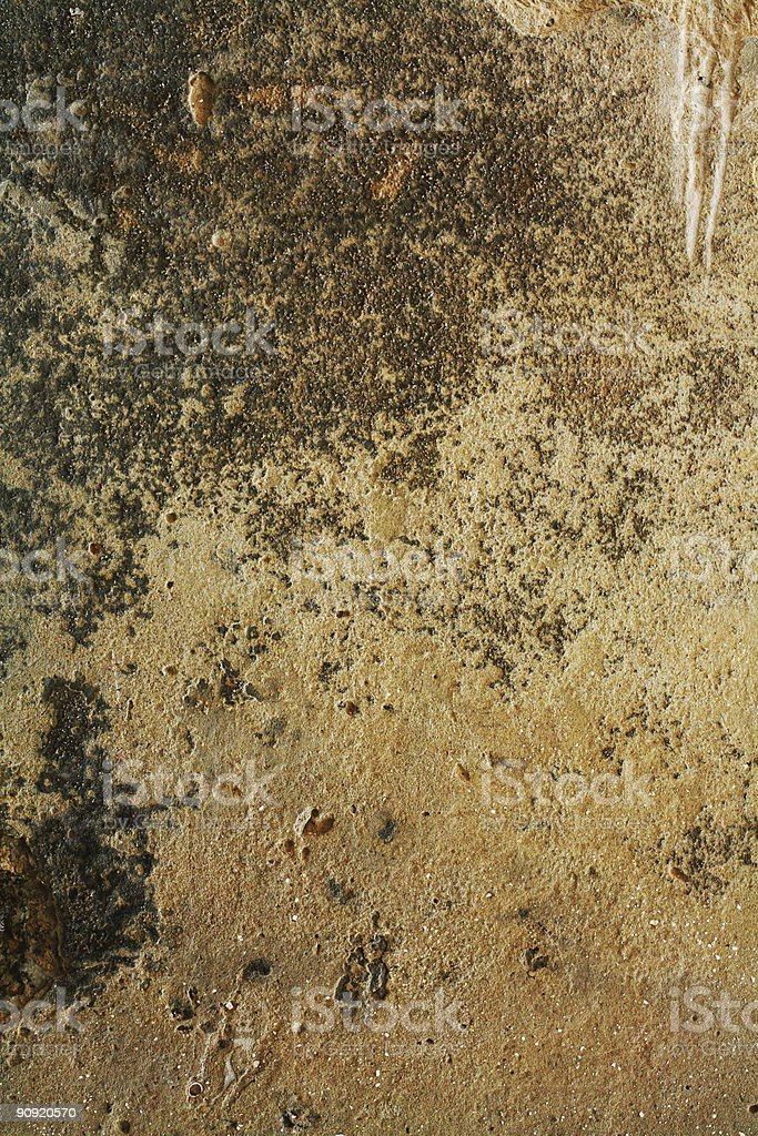 Old Textured Wall stock photo