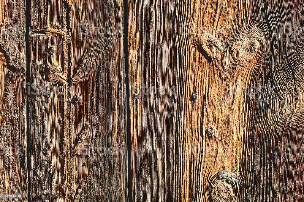 Old textured wooden surface stock photo