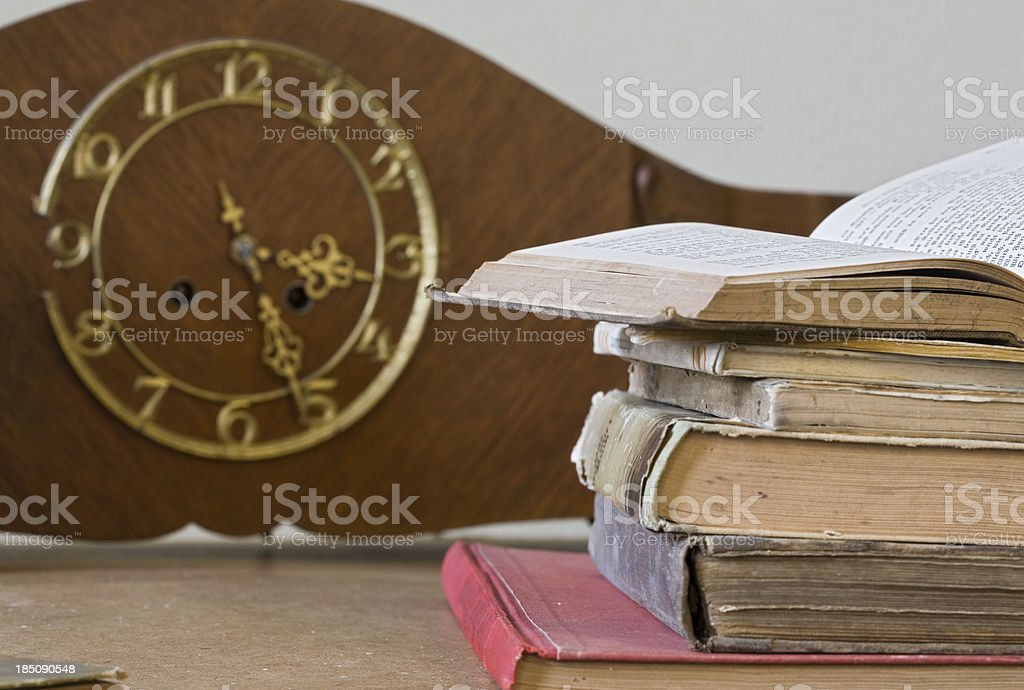 old time royalty-free stock photo