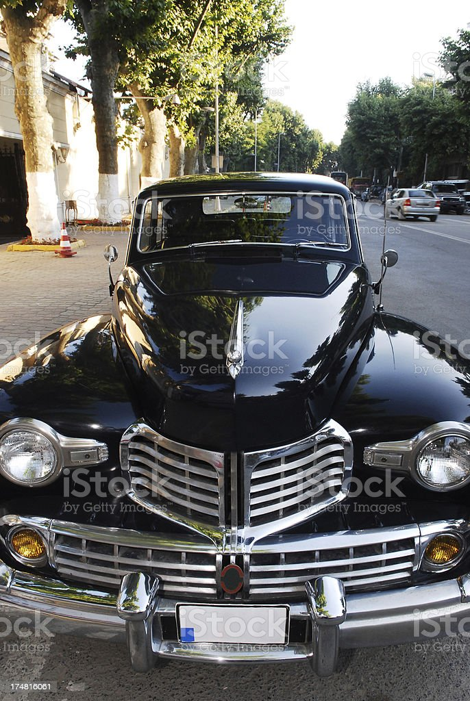 Old timer stock photo