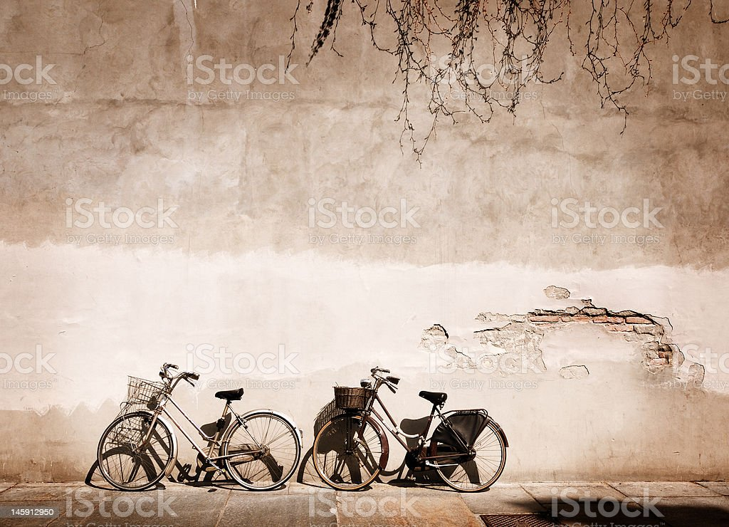 Old times royalty-free stock photo