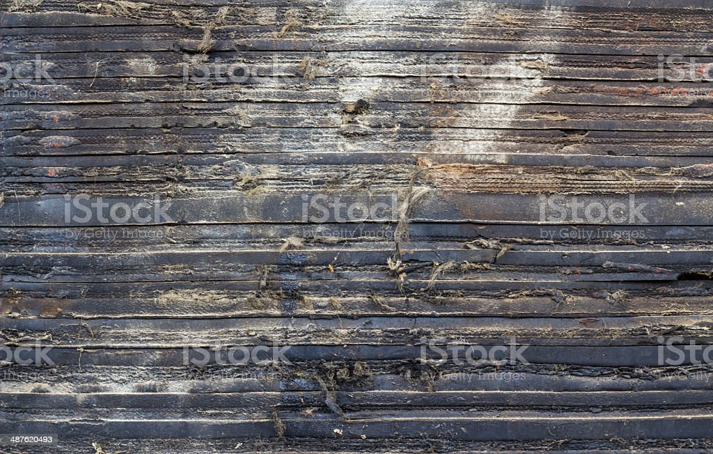old tire dirt background texture royalty-free stock photo