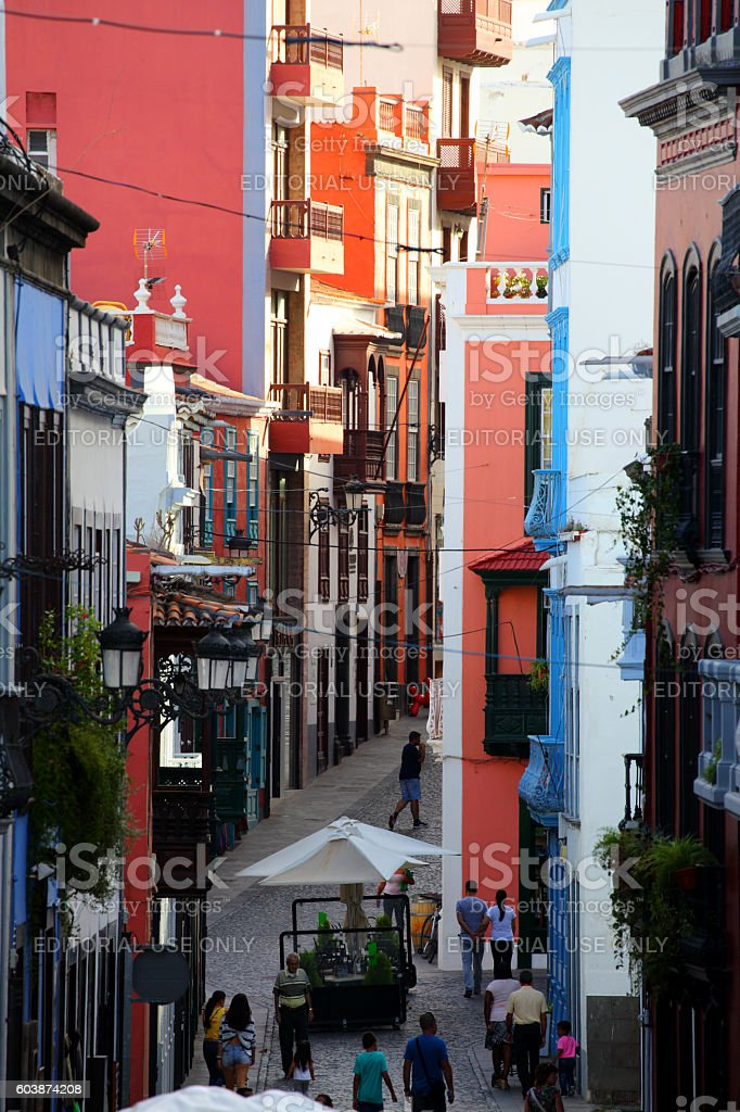 Old town, architecture stock photo
