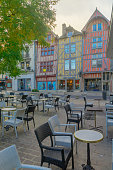 Old town of Troyes