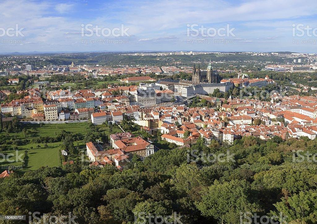 Old town Prague royalty-free stock photo