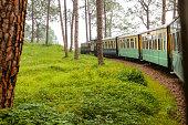 Old Train,Trainset museum train Shimla-Kalka India