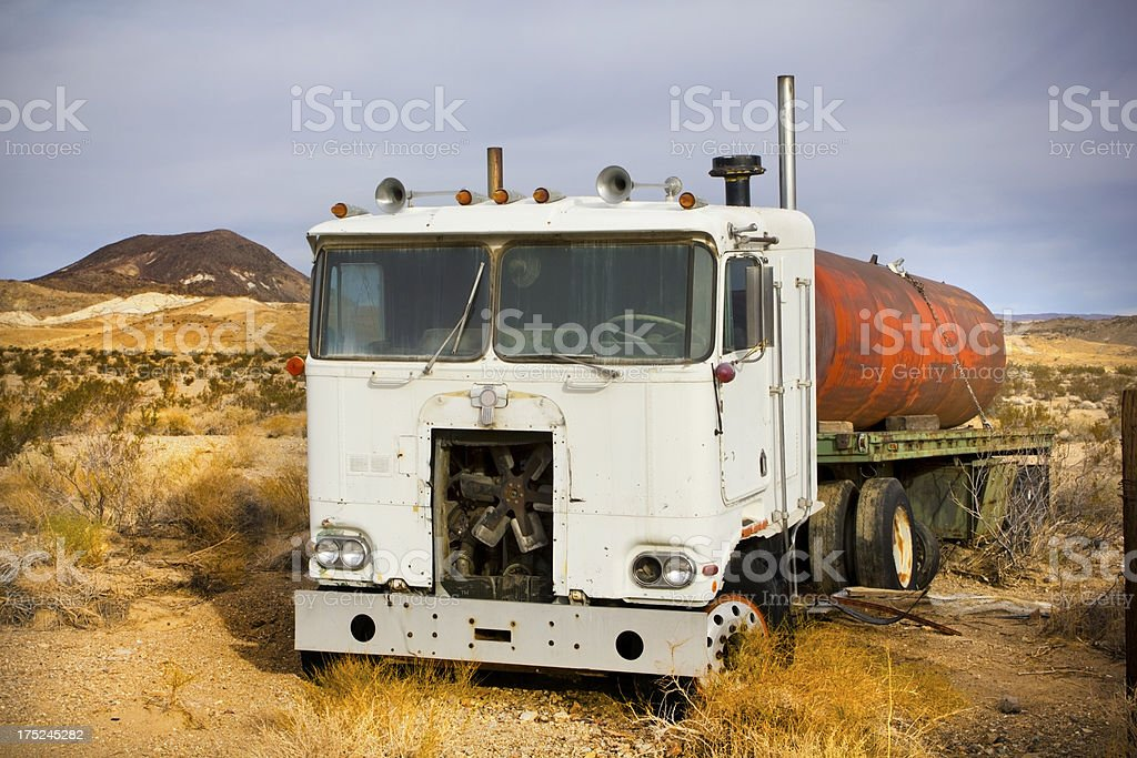 Old Truck royalty-free stock photo