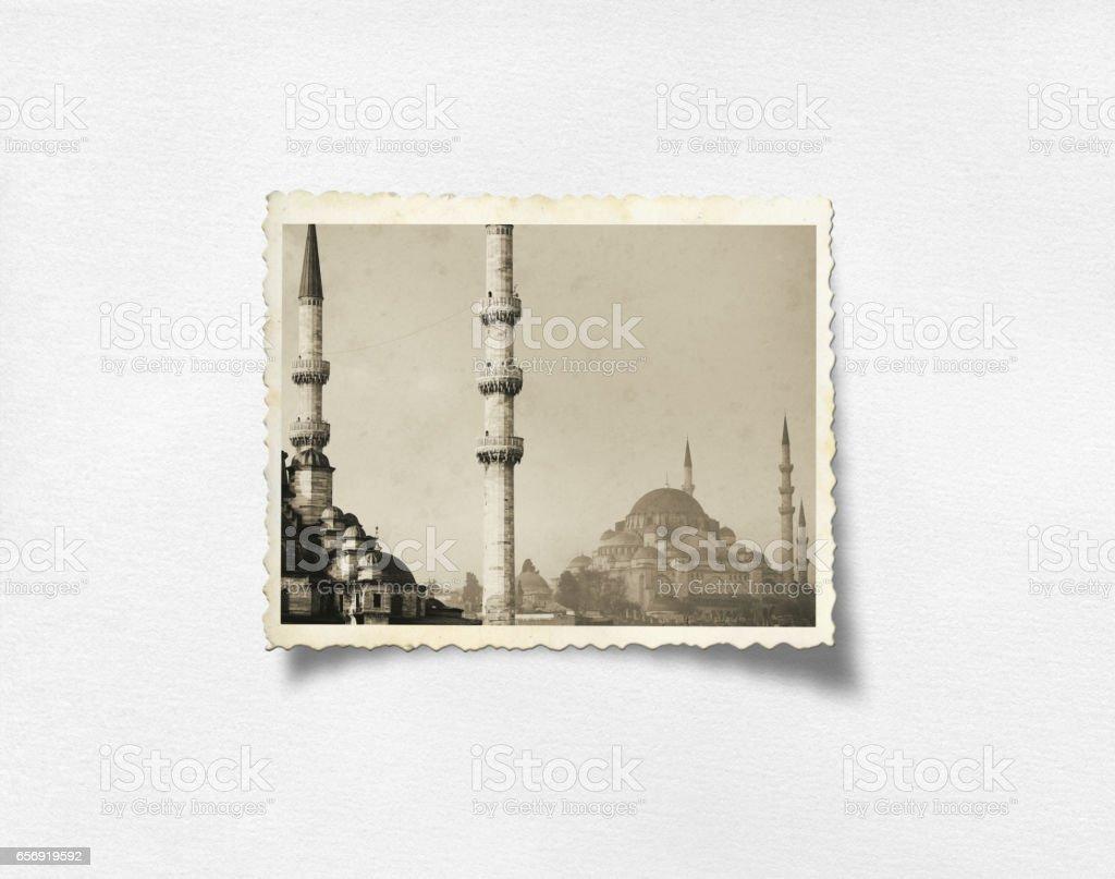 Old Turkey Photo. stock photo
