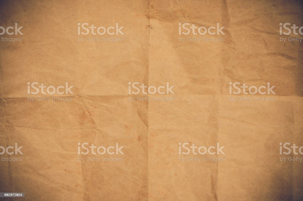Old vintage paper stock photo