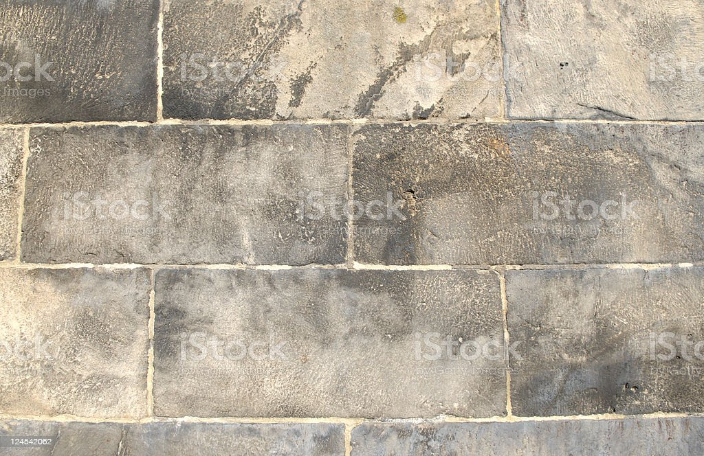 Old Wall Background royalty-free stock photo