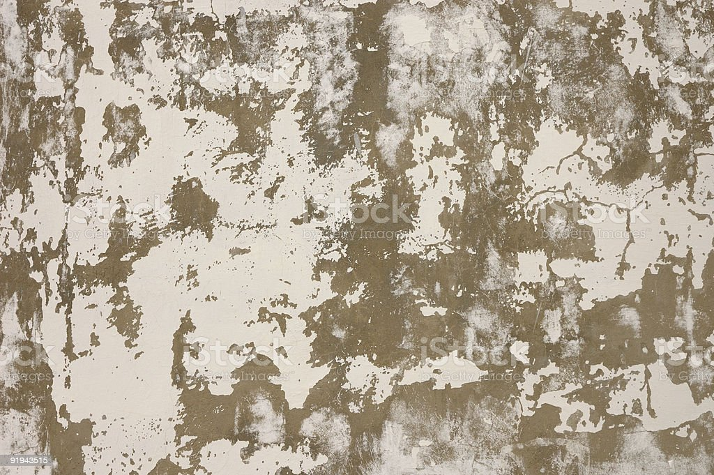 Old Wall Peeled Off Texture royalty-free stock photo