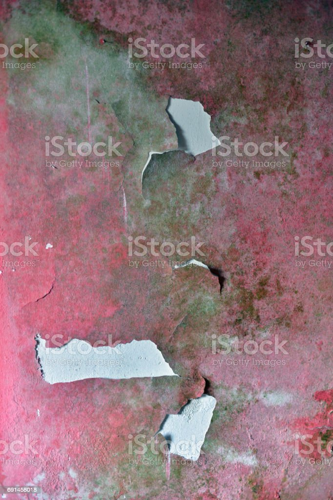 Old wall stock photo
