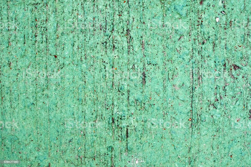 old wall texture green stock photo